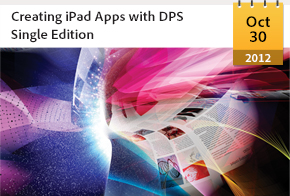 Creating iPad apps with DPS Single Edition